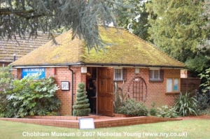 Chobham Museum AGM - March 2018