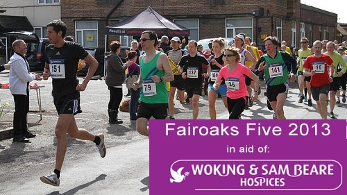 Fairoaks Five 2013