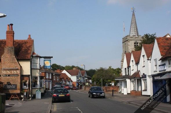 Chobham High Street