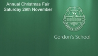 Gordon's School Christmas Fair 2014