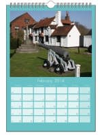 Order Your 2014 Chobham Calendar Now!