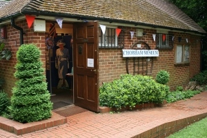 Chobham Museum in the Summer