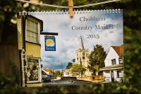 Chobham Country Market calendar for 2015
